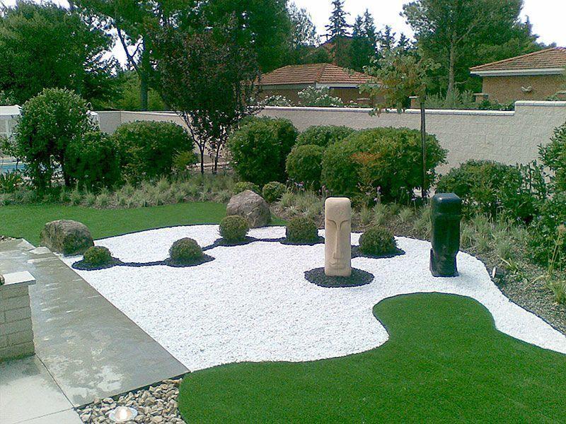Dise o y creaci n de jardines piedra de borneo for Creacion de jardines